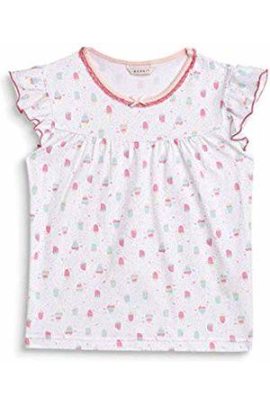 Esprit Girl's DEA Mg Nw Pyjama Pyjama Set, (Pastel 695)