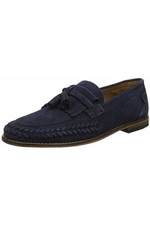Hudson H Men's ALLOA Suede Loafers