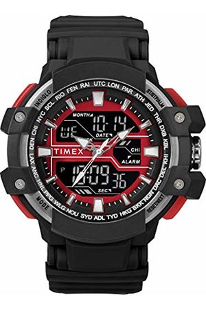 Timex Mens Digital Watch with Resin Strap TW5M22700