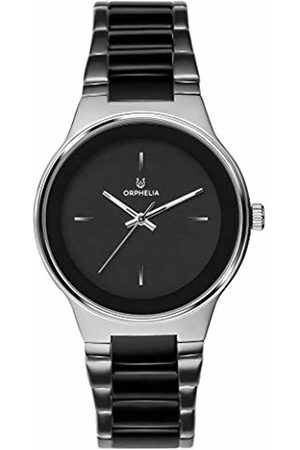 ORPHELIA Mens Analogue Classic Quartz Watch with Stainless Steel Strap OR62805