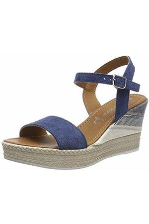 Marco Tozzi Women's 2-2-28347-22 Ankle Strap Sandals 3.5 UK