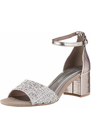 Marco Tozzi Women's 2-2-28353-22 Ankle Strap Sandals 4 UK