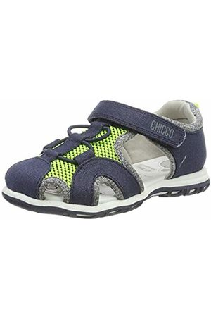 chicco Baby Boys' Cles Closed Toe Sandals (Blu/800 800) 11 UK 11UK Child