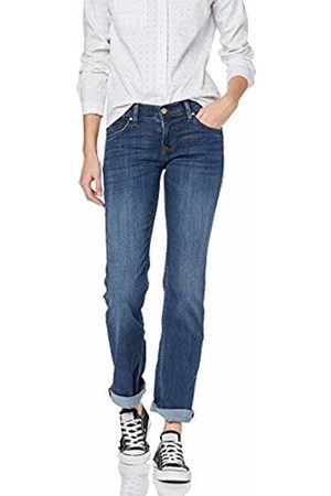 Mustang Women's Girls Oregon Straight Straight Jeans