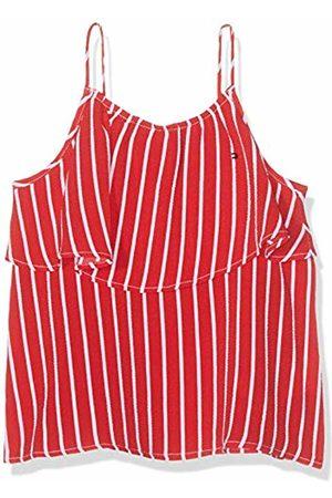Tommy Hilfiger Girl's Girls Fine Stripe Top Slvls Vest Not Applicable