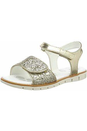 chicco Baby Girls' Crema Open Toe Sandals