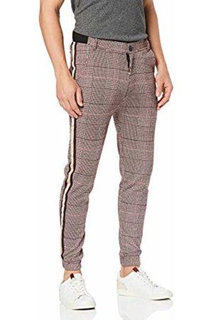 Soul Star Soul Star Men's Viv05 Slim Trousers Size XL/TG