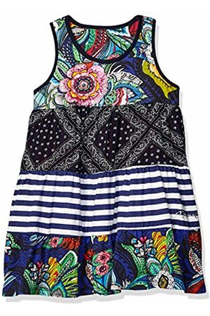 Desigual Girl's Girl Knit Dress Straps (Vest_Maseru) Dress