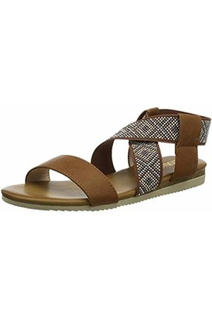 Lotus Women's Zuri Open Toe Sandals (Tan Lt) 3 (36 EU)