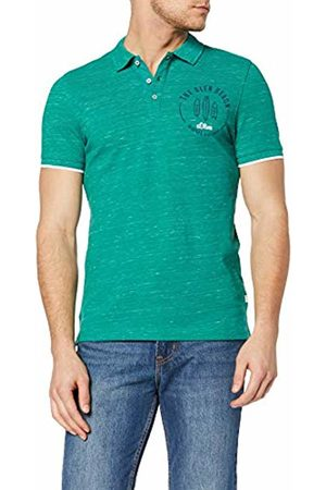 s.Oliver Men's 13.904.35.6498 Polo Shirt