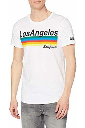 s.Oliver Men's 40.904.32.5249 T-Shirt, ( 0100)
