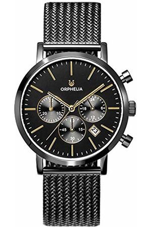 ORPHELIA Men Watches - Mens Chronograph Quartz Watch with Stainless Steel Strap OR82801