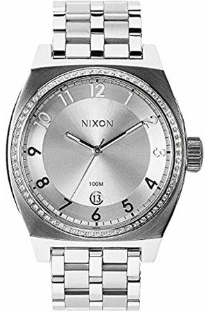 Nixon Womens Analogue Quartz Watch with Stainless Steel Strap A325-1874-00