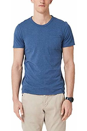 s.Oliver Men's 13.904.32.6073 T-Shirt Tile Melange 56w0