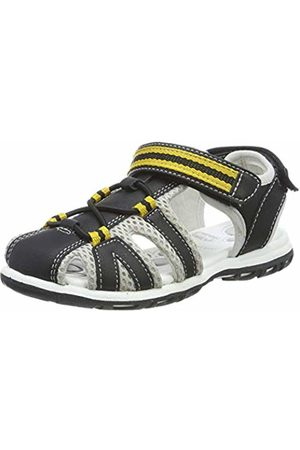 chicco Boys Sandals - Baby Boys' Callen Closed Toe Sandals