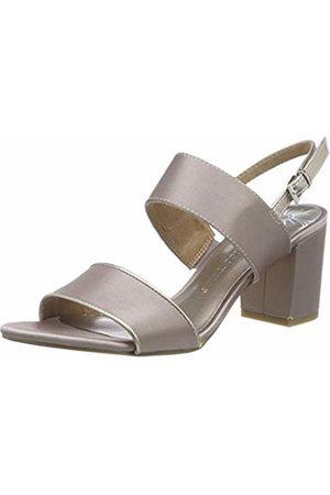 Marco Tozzi Women's 2-2-28308-22 Ankle Strap Sandals (Mauve Comb 526) 4 UK