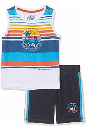 Losan Boy's 915-8030AA Sportswear Set, ( 001)