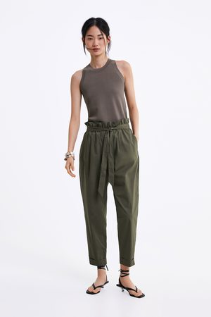 e0009a16 Buy Zara Trousers for Women Online | FASHIOLA.co.uk | Compare & buy
