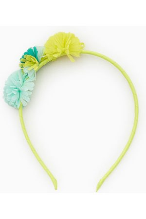 Zara Floral tulle hairband