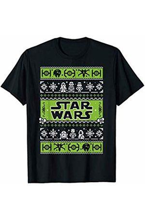 STAR WARS Rebellion Christmas Sweater Logo T-Shirt
