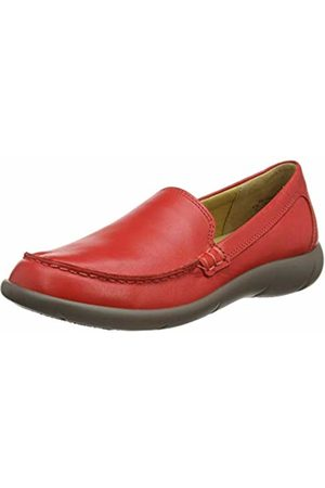 Hotter Women's Retro Loafers, (Blood 194)