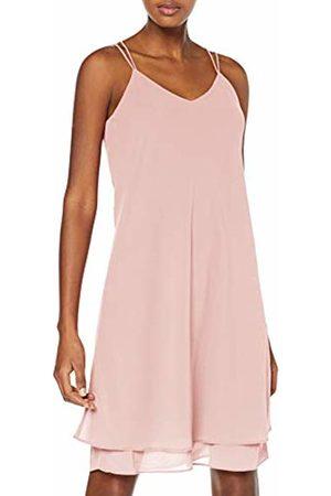 Pieces NOS Women's Pckaysa Sl Dress Noos Peach Skin