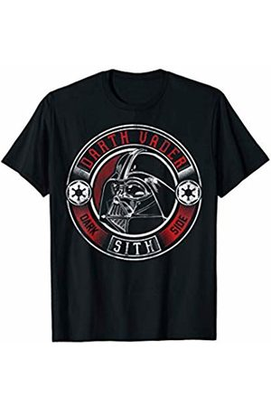 STAR WARS Darth Vader Sith Dark Side Circle Logo T-Shirt