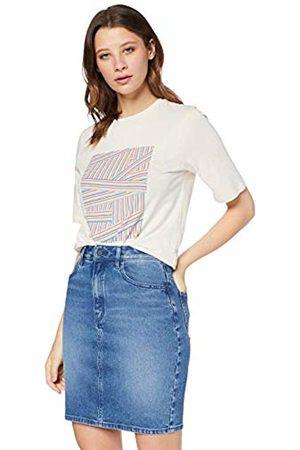 HUGO BOSS Casual Women's J90 Sierraville Straight Jeans, (Bright 434)