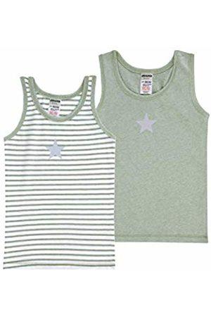 Jacky Boy's Unterhemd 2er Pack Unterwäsche Boys Neu Lingerie Set