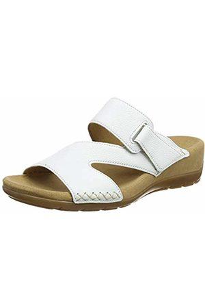 Gabor Shoes Women's Jollys 23.730.21 Mules (Weiss)
