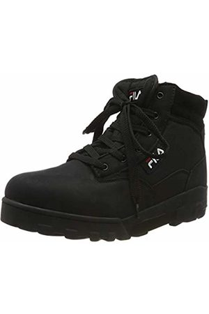 Fila Men's Grunge Mid Hi-Top Trainers 25Y 10.5 UK