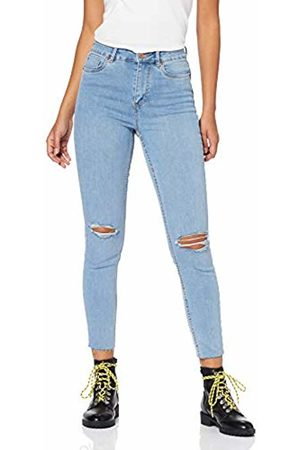 New Look Women's Lift&shape Ripped Skinny Jeans