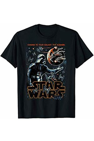 STAR WARS Darth Vader Coming To Your Galaxy Poster T-Shirt