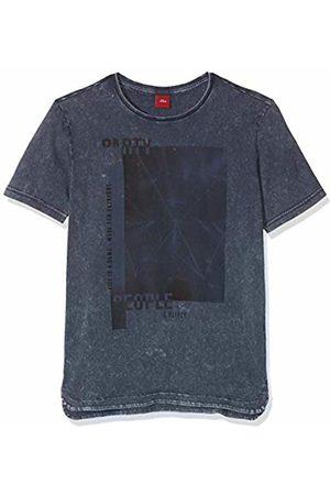 s.Oliver Boy's 61.904.32.5540 T-Shirt, (Dark 5874)