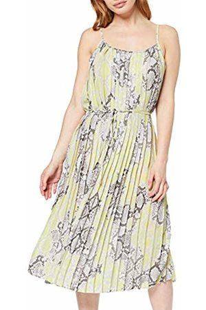 New Look Women Printed Dresses - Women's Neon Reptile Dress, ( Pattern 89)