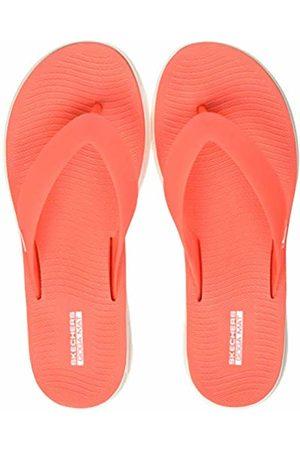 Skechers Women's NEXTWAVE Ultra - TROPICZ Flip Flops (Coral Crl) 6 (39 EU)