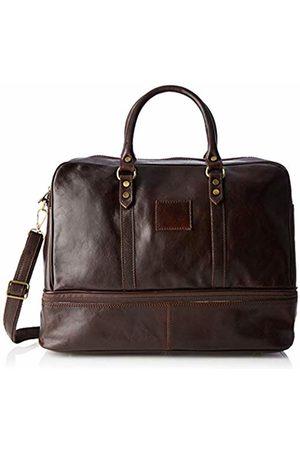 Chicca Tuttoa Women's CBC18925GF22 Top-Handle Bag Brown Marrone (Testa Di Moro)