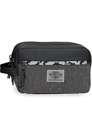 Pepe Jeans Raw Travel Toiletry Bag, 26 cm