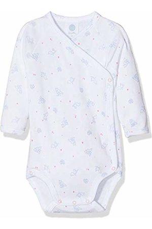Sanetta Baby Girls' Wrapover Body 1/1 Allover Bodysuit