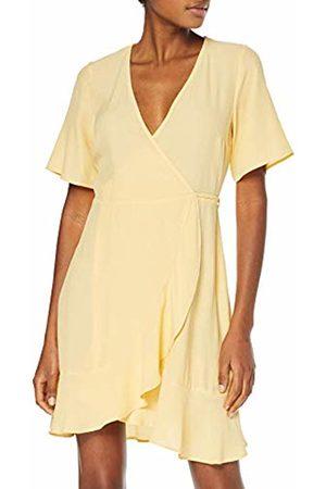 New Look Women's Ruffle Hem Mini Dress