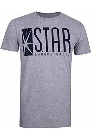 DC Men's Star Labs T-Shirt, (Sport SPO)