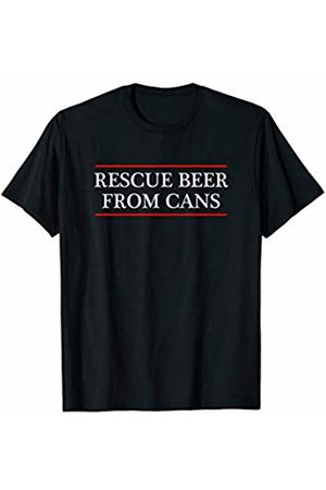 Beer Rescue Group Rescue Beer From Cans ! | Funny Gift T-Shirt