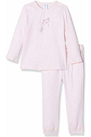 Sanetta Baby 221389 Girls' 2-Piece Pyjamas - Pink - 18-24 Months