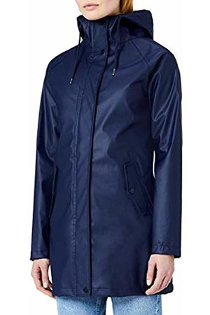MERAKI Women's Water Resistant Raincoat