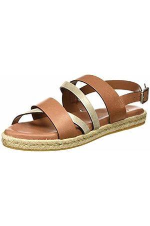 Pataugas Women's Lou F2e Gladiator Sandals (Tan 756) 3.5 UK
