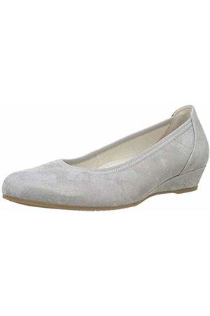Gabor Shoes Women's Comfort Sport 22.690.93 Ballet Flats, (Taupe)