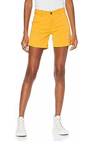 BlendShe Women's Bsrae Chino Shorts Short