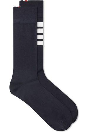 Thom Browne Men Socks - 4 Bar Sock