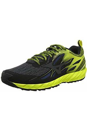 Mizuno Men's Wave Ibuki Trail Running Shoes, ( /Dark Shadow/Bolt 51)