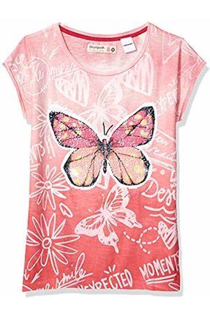 Desigual Girl's Girl Knit T-Shirt Short Sleeve (ts_Juneau) T-Shirt